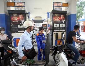 Giá xăng dầu đồng loạt tăng mạnh gần 1.500 đồng/lít từ 17h chiều nay