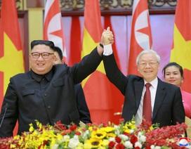 Ông Kim Jong-un muốn cải thiện quan hệ với Việt Nam trên mọi lĩnh vực
