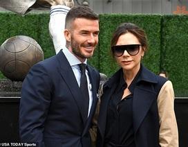 Vợ chồng Beckham hạnh phúc bên nhau sau tin đồn hôn nhân rạn nứt