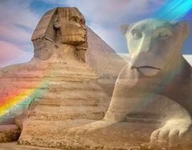 Tượng nhân sư nổi tiếng ở Ai Cập có thể ban đầu có gương mặt… sư tử