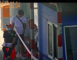 """Tổng cục Đường bộ nói về nhóm người tự ý """"đếm xe"""" trạm BOT Ninh Lộc"""