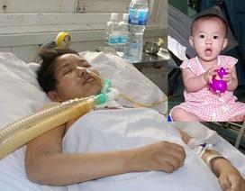 Cha bỏ rơi, mẹ lâm trọng bệnh, bé 8 tháng tuổi khát sữa