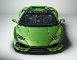 Lamborghini Huracan Evo Spyder - Hoàn hảo đến từng chi tiết