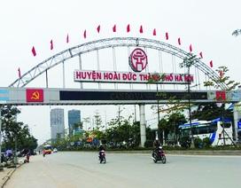 """Giới chuyên gia cảnh báo: Hà Nội  cần thận trọng """"nâng cấp"""" 4 huyện lên quận"""