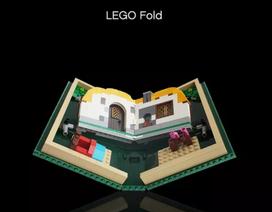 """Lego bất ngờ """"tham gia"""" cuộc đua smartphone màn hình gập cùng Samsung, Huawei?"""