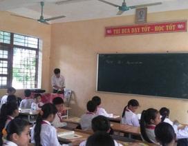 Thanh Hóa: Tổ chức dạy bồi dưỡng học sinh giỏi chưa đúng quy định