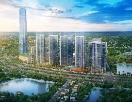 Eco Green Saigon mở bán những căn cuối 2 tòa mặt tiền đại lộ Nguyễn Văn Linh