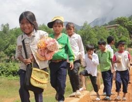 Phú Yên: Hỗ trợ 1,5 tỷ đồng cho 461 học sinh thuộc xã, thôn đặc biệt khó khăn