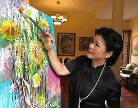 Điều ít biết về bức tranh đặc biệt tặng phu nhân Tổng thống Donald Trump và Chủ tịch Kim Jong-un