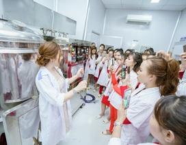 Queenie Skin khánh thành nhà máy mỹ phẩm chuẩn CGMP