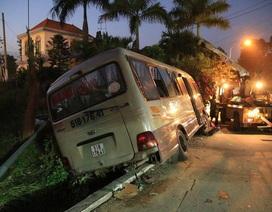 Sắp xét xử vụ xe khách tông chết 2 trẻ nhỏ gây bức xúc dư luận