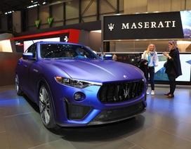 Levante Trofeo V8 Launch Edition - Hàng tuyển của Maserati tại Triển lãm ô tô Geneva