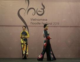 Lễ hội phở Việt tại xứ sở chuột túi