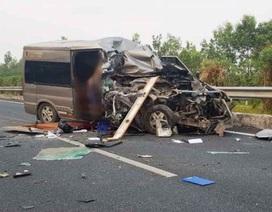 Vụ tai nạn xe Limousine 2 người chết: Xe đang bị giữ giấy tờ từ vụ tai nạn trước