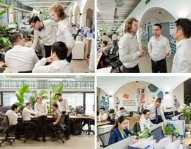 Không gian văn phòng chú trọng tính sáng tạo của Tập đoàn Apec