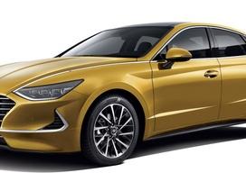 Hyundai Sonata thế hệ mới - Lột xác thành coupe 4 cửa