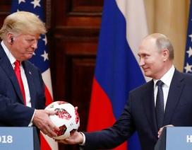 Tiết lộ món quà các lãnh đạo thế giới tặng Tổng thống Trump