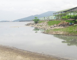 Kết quả kiểm tra mẫu nước sủi bọt vàng đục ở biển Đà Nẵng