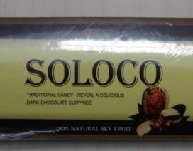 """Phát hiện """"kẹo"""" có chất điều trị rối loạn cương dương hàm lượng cao vọt"""