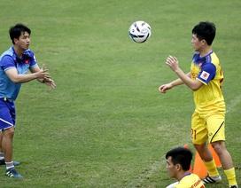 Đình Trọng quan trọng như thế nào với HLV Park Hang Seo?