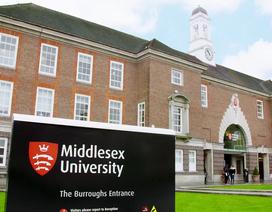 Học và nhận bằng Đại học Middlesex, Anh Quốc với chi phí tiết kiệm 75%