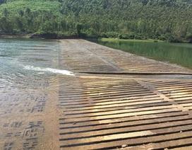 Dân phản đối dự án thủy lợi 350 tỷ đồng