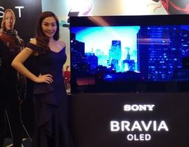 """Sony giới thiệu TV Bravia với khả năng chiết xuất """"âm thanh từ hình ảnh"""""""