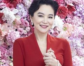 """""""Đông Phương Bất Bại"""" Lâm Thanh Hà bật cười trước tin đồn ly hôn"""