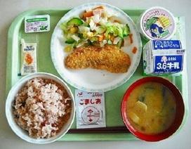 """Sức khỏe Việt Nam: Kinh nghiệm từ """"Bữa ăn học đường Nhật Bản"""""""