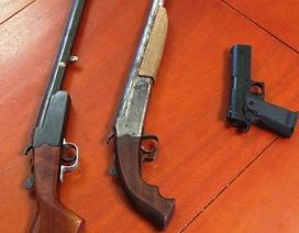 Vụ nổ súng 2 người thương vong: Tạm giữ hình sự 5 đối tượng