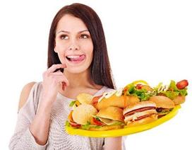Mắc chứng nghiện ăn – Coi chừng bệnh rối loạn lo âu