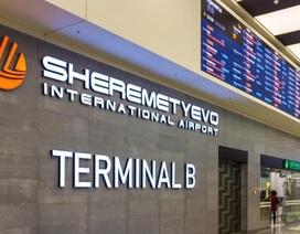 Nhân viên sứ quán Mỹ bị cáo buộc mang pháo cối vào sân bay lớn nhất của Nga