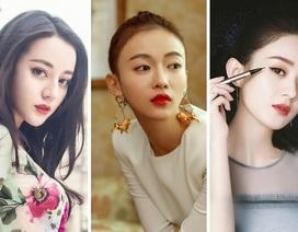 Tài sắc của top 5 mỹ nhân màn ảnh Hoa ngữ hiện nay