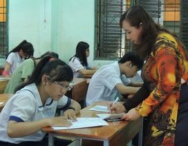 TPHCM: Kỳ thi lớp 10 diễn ra vào ngày 2 - 3/6
