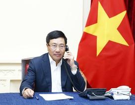 Phó Thủ tướng Phạm Bình Minh đề nghị Malaysia trả tự do cho Đoàn Thị Hương