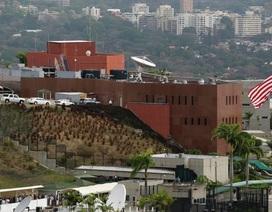 Mỹ rút toàn bộ nhân viên ngoại giao ở Venezuela về nước