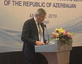 Thứ trưởng Ngoại giao Azerbaijan tin tưởng tương lai tươi sáng của quan hệ hữu nghị với Việt Nam