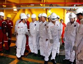 Dự án phát triển mỏ Cá Tầm thành công với những điểm nhấn đặc biệt
