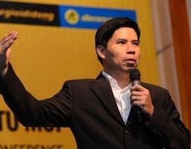 Đại gia Nguyễn Đức Tài đi bán đồng hồ, quyết không kiêm nhiệm CEO