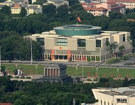 Lãnh đạo Quốc hội diễn giải về kiến trúc toà nhà cơ quan quyền lực nhà nước