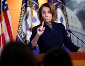 Chủ tịch Hạ viện Mỹ lên tiếng về khả năng luận tội Tổng thống Trump