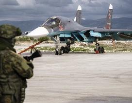 Nga thử hơn 300 vũ khí ở Syria