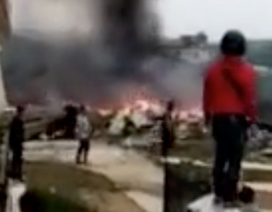 Rơi máy bay hải quân Trung Quốc, 2 phi công thiệt mạng