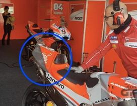 Đội đua Ducati bị kiện vì thiết bị mới lắp trên xe
