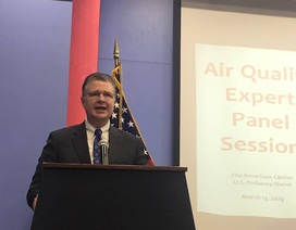 Mỹ sẵn sàng hỗ trợ Việt Nam bảo đảm chất lượng không khí