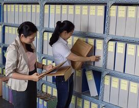 Đề xuất về xếp lương các ngạch công chức chuyên ngành văn thư