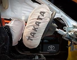Hơn 12.400 xe Chevrolet tại Việt Nam phải triệu hồi vì lỗi túi khí Takata