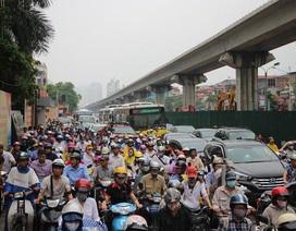 """""""Không cho đăng ký xe máy mới trong nội thành là vi phạm quyền dân sự"""""""