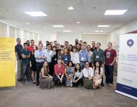Giáo viên VUS cập nhật phương pháp giảng dạy từ NXB Đại học Oxford