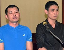 Dùng ô tô từ Hải Phòng vào Hà Tĩnh trộm thiết bị máy đào, 2 bị cáo lĩnh 14 năm tù